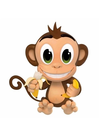 Goliath Goliath Haylaz Muzlu Maymun Çocuk Oyunu Renkli